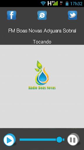 FM Boas Novas Adguara Sobral