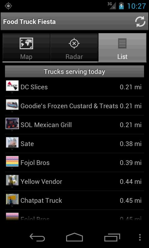 Food Truck Fiesta- screenshot