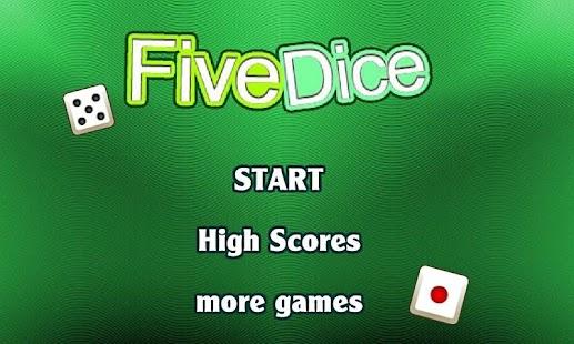 Five Dice Premium
