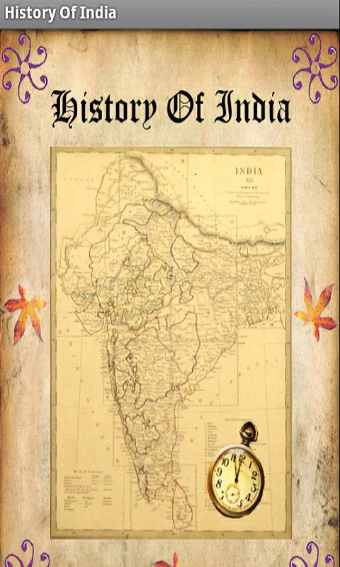 History of India - screenshot