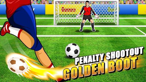 Penalty Shootout Golden Boot