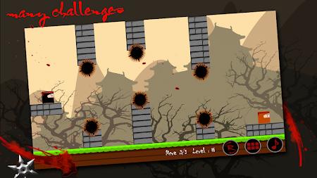 Ninja Invincible - ninja games 2.9 screenshot 135161
