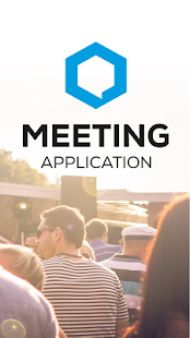 Meeting Application - náhled