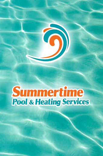 Summertime Pool and Heating