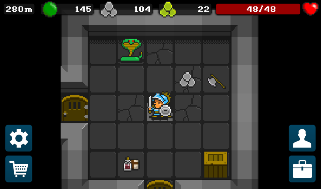 Red Wizard- screenshot
