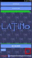 Screenshot of Latino Radio