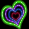Colorful Heart icon