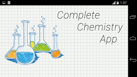 Complete Chemistry App- screenshot thumbnail