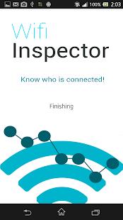 Wifi Inspector Capture d'écran
