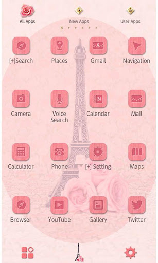 Paris Theme -French Roses- 1.0.1 Windows u7528 2