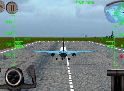 Game 3D Airplane Flight Simulator APK for Windows Phone