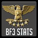 Battlefield BF3 Stats Premium logo