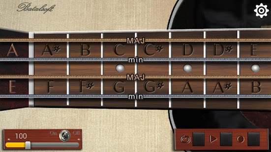 Classical Chords Guitar (many demos, record songs)- screenshot thumbnail