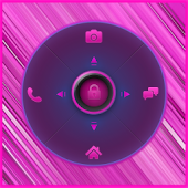 Free Pink Go Locker Theme