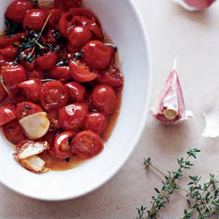 Tomato and Garlic Sauce.
