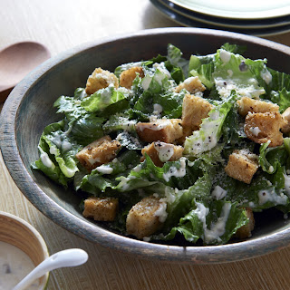 Tim Love's Easy Caesar Salad.
