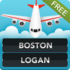 FLIGHTS Boston Logan Airport icon