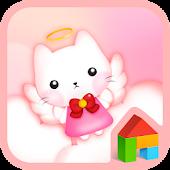 Love bani(angel)Dodol Theme