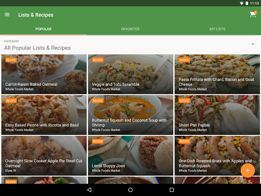 Instacart: Grocery Delivery 5.7.4 screenshots 9