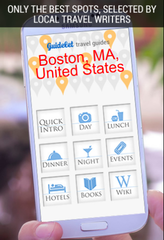 124 Spots Boston Guide