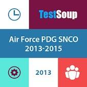 AF PDG SNCO '13-'15 Flashcards
