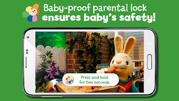 Screenshot of BabyFirst Video Educational TV