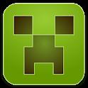 Minecraft Galaxy info logo