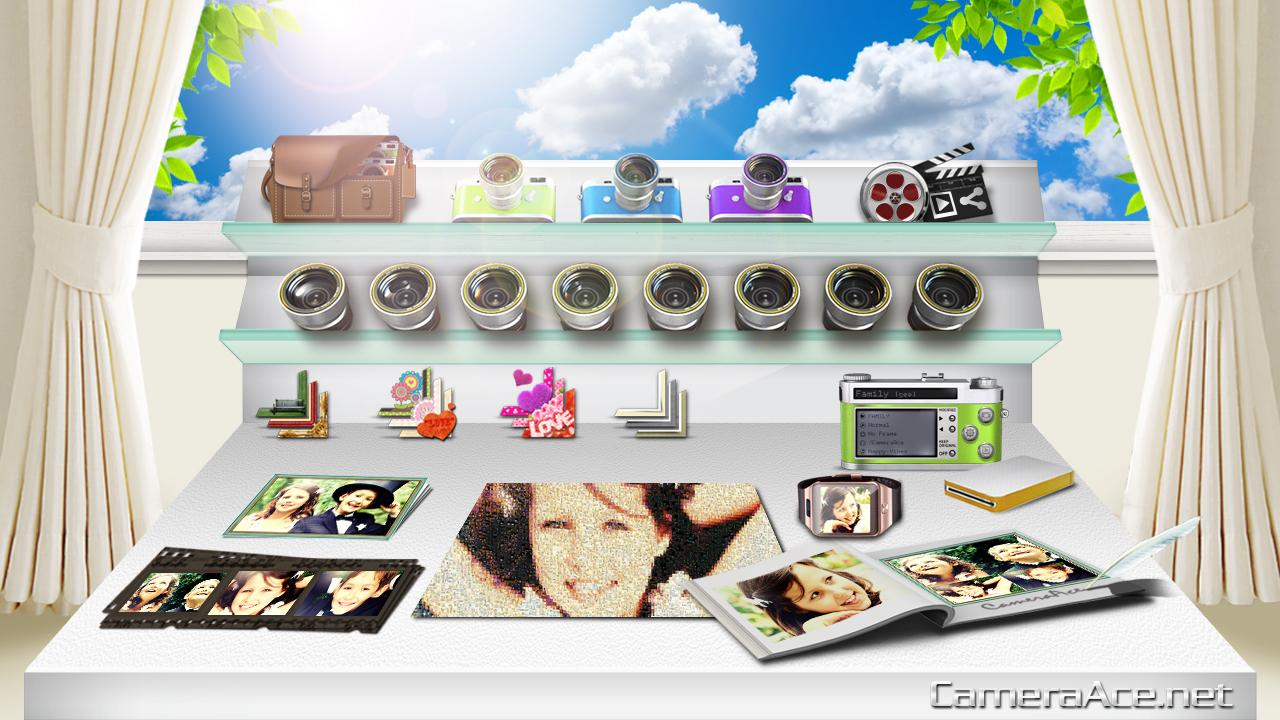 Picture Slide show - CameraAce- screenshot