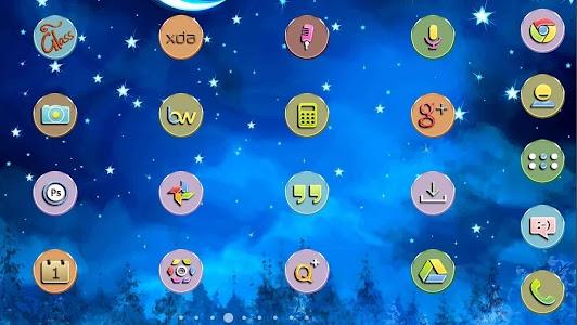 Lollipop Glass - icon pack v1.1