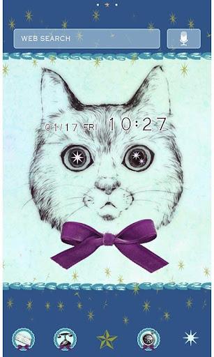 Cute Wallpaper Starry Kitten 1.0 Windows u7528 1