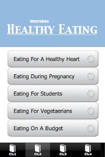 Healthy Eating- screenshot thumbnail