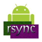 rsync backup for Android