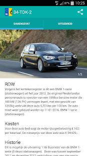Kenteken Opzoeken - Finnik- screenshot thumbnail
