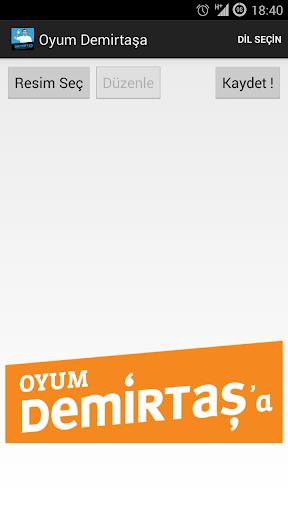 【免費生產應用App】Oyum Demirtaş'a-APP點子