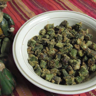 Fried Okra.
