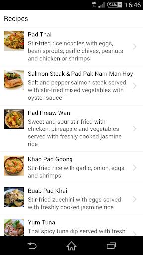 Thai Quick Cook: Easy recipes