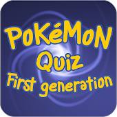 Pokemon Quiz - I generation