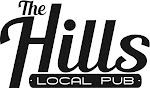 Logo for The Hills Local Pub