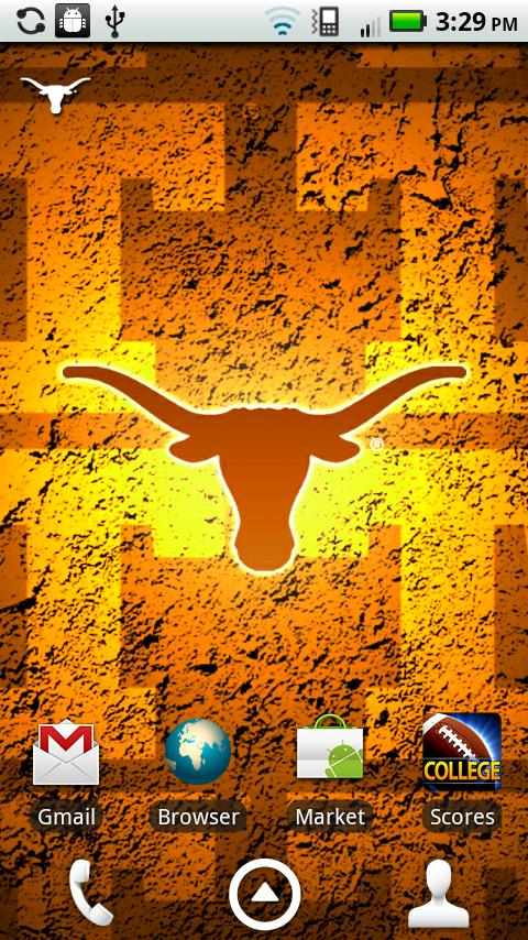 Texas Revolving Wallpaper - screenshot
