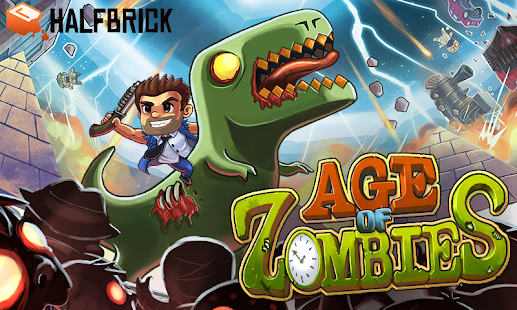 Age of Zombies - screenshot thumbnail