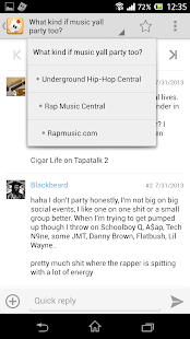 Tapatalk - screenshot thumbnail