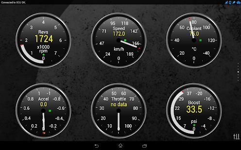 Torque Pro (OBD2 / Auto) Screenshot