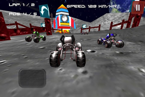 Space Buggy 3D Racing Game