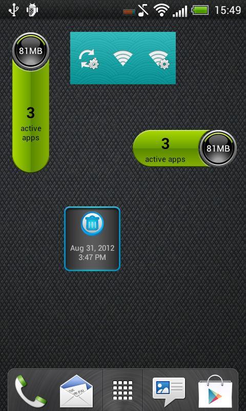 1Tap Eraser Pro - screenshot