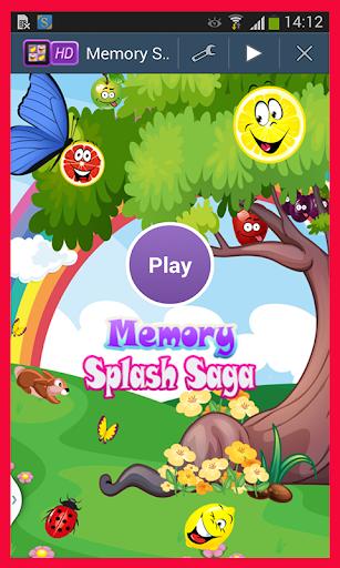 Fruits Memory Game HD