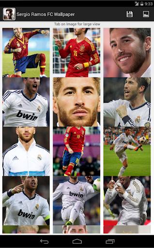 Sergio Ramos FC Wallpaper