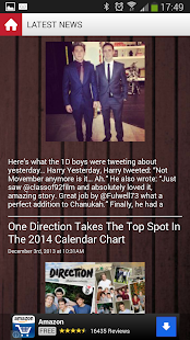 One Direction Planet - screenshot thumbnail