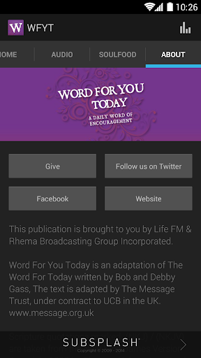 免費下載教育APP|Word For You Today app開箱文|APP開箱王