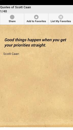 Quotes of Scott Caan