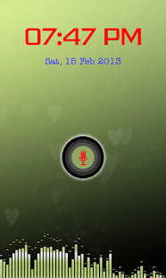 Voice Lock- screenshot thumbnail